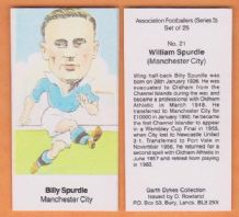 Manchester City Billy Spurdle